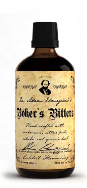 Dr. Adam Elmegirab's Boker's Bitter
