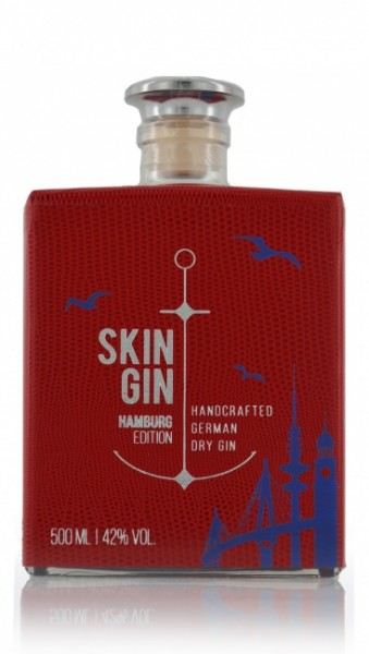 Skin Gin Hamburg Edition Red