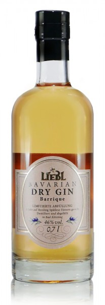 Liebl Dry Gin Barrique Riesling