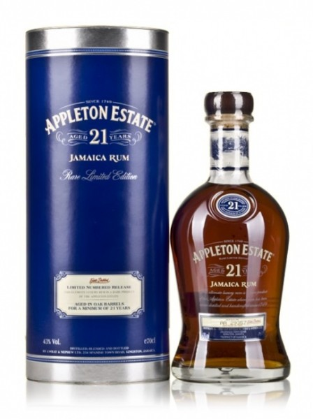 Appleton Estate 21 Jahre
