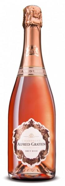 Alfred Gratien Champagne Rosé Brut