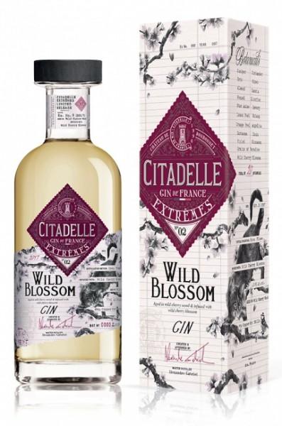 Citadelle Extrême N° 2 Wild Blossom Gin