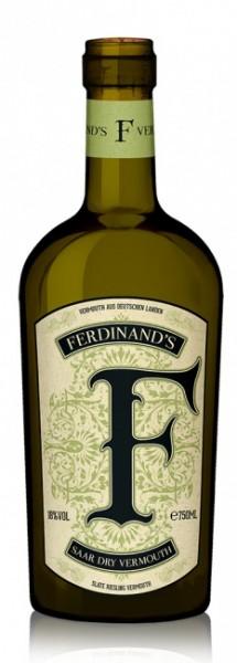 Ferdinand's Saar Dry Riesling Vermouth