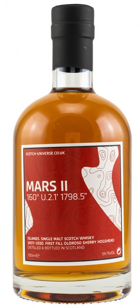 Scotch Universe Mars II. 2007/2020