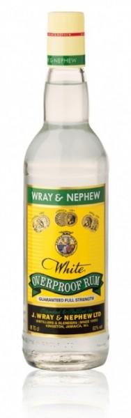 Wray & Nephew White Overproof