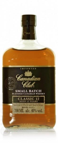 Canadian Club Classic 12 Jahre