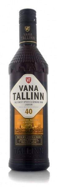 Vana Tallinn Likör