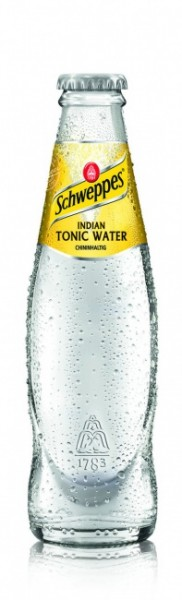 Schweppes Indian Tonic Water Einzelflasche