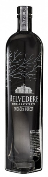 "Belvedere ""Smogóry Forest"" Single Estate Rye Vodka"