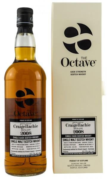 Craigellachie 13 Jahre 2008 The Octave by Duncan Tailor
