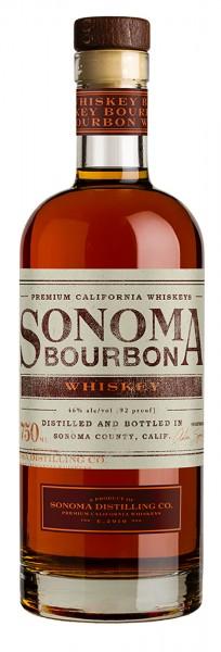 Sonoma Californien Bourbon Whiskey