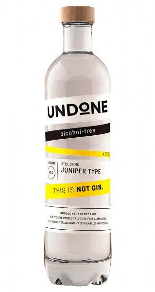 Undone No 2 Juniper Type