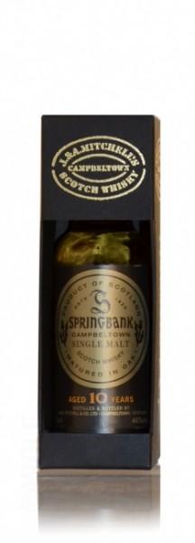 Springbank 10 Jahre Miniatur