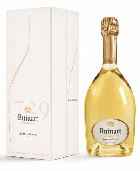 Ruinart Champagne Blanc de Blancs in Geschenkkarton