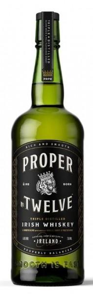 Proper No.Twelve Irish Whiskey
