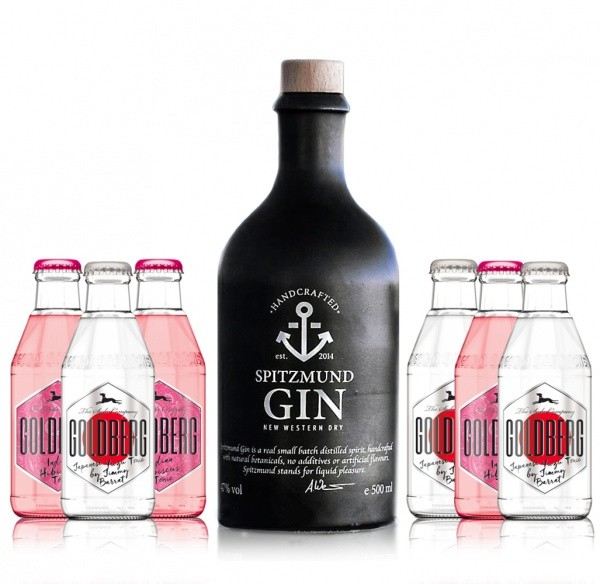 Spitzmund Gin & Goldberg Tonic-Set