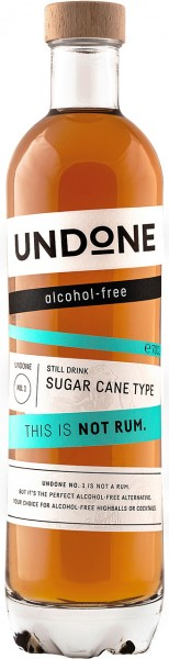 Undone No.1 No. 1 Sugar Cane Type