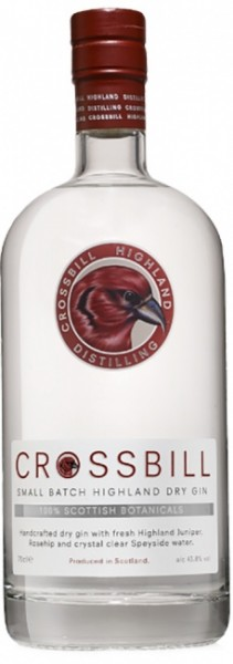 Crossbill Small Batch Dry Gin