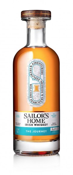"Sailor's Home Irish Whiskey ""The Journey"""