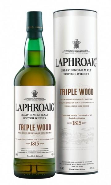 Laphroaig Triple Wood Malt