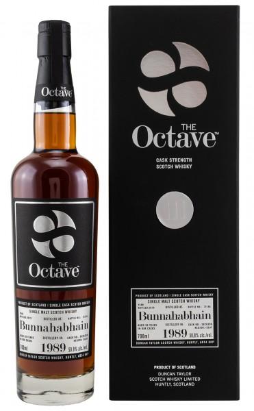 Bunnahabhain 1989 Duncan Taylor The Octave Premium
