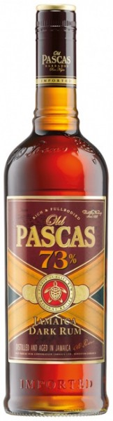 Old Pascas Overproof