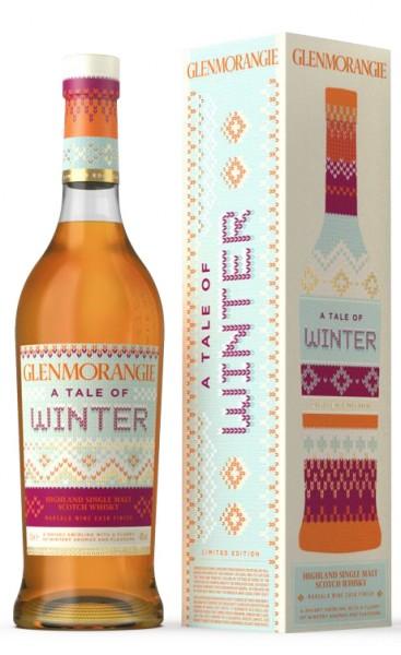 "Glenmorangie Single Malt Whisky ""A Tale of Winter"""