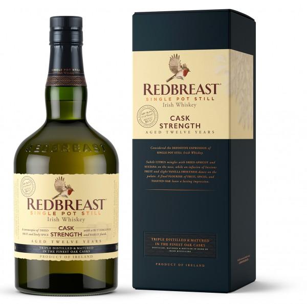 Redbreast Irish Whiskey 12 Jahre Cask Strength