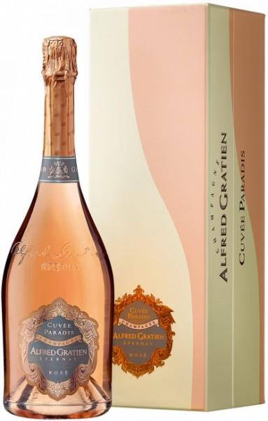 Alfred Gratien Cuvée Paradis Rosé Brut