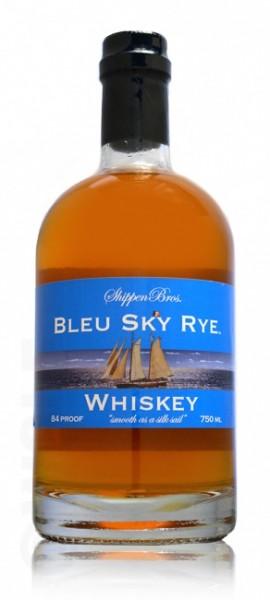Bleu Sky Rye Whiskey