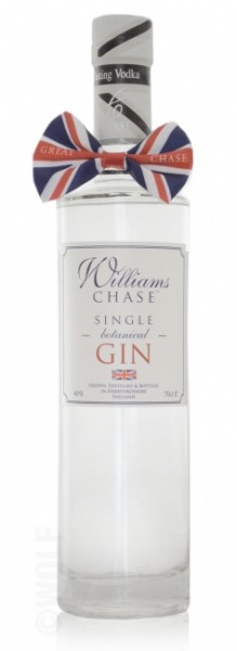 Williams Chase Single Botanical Gin alias Juniper Vodka