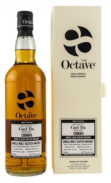 Caol Ila Single Malt Whisky 13 Jahre 2008 The Octave by Duncan Taylor