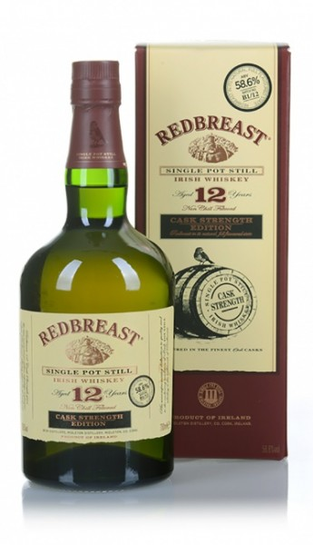 Redbreast 12y Cask Strength