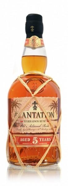 Plantation Barbados Old Artisanal Rum 5 Jahre