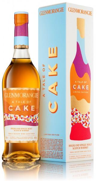 "Glenmorangie ""A Tale of Cake"""