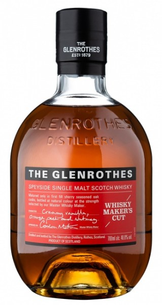 Glenrothes Makers Cut