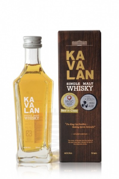 Kavalan Single Malt Classic Miniatur