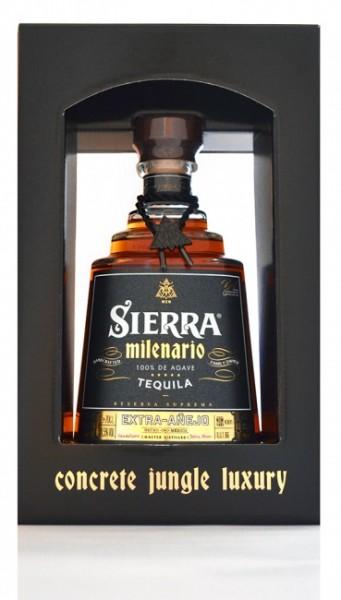 Sierra Milenario Extra Añejo
