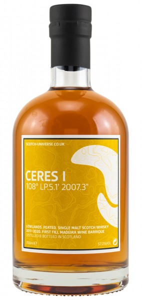 Scotch Universe Ceres I Single Malt Whisky 2011/2020