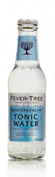 Fever Tree Mediterranean Tonic Water (1 x 0,2l)
