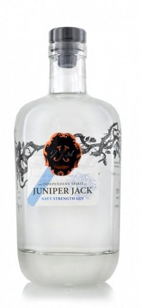 Juniper Jack London Dry Gin Navy Strength Vintage 2020