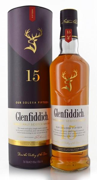 Glenfiddich 15 Solera Reserva
