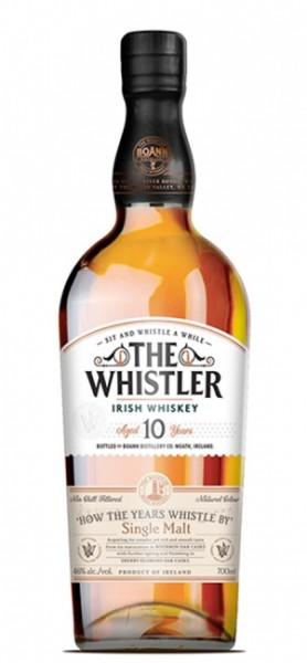 The Whistler 10 Jahre