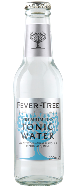 Fever Tree Premium Dry Tonic Water (1 x 0,2 ltr.)