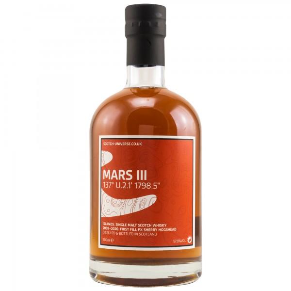 "Scotch Universe Mars III 137° U.2.1`1798.5"""