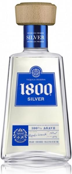Cuervo 1800 Tequila Reserva Silver