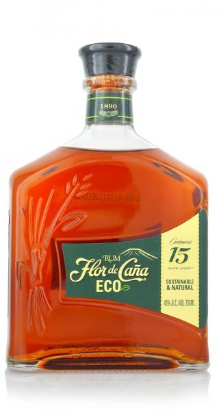 Flor de Cana Rum ECO 15 Jahre