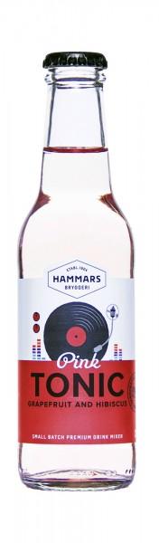 Hammars Tonic Pink Grape (1 x 0,2 l)