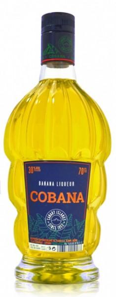 Licor Platano Cobana