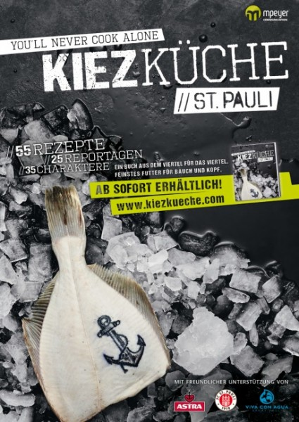 "Kiezküche - ""ST. Pauli - You'll never cook alone"""
